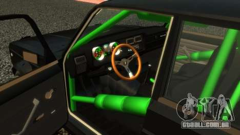 VAZ 2105 para GTA 4 vista direita