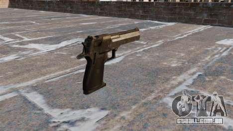 MW3 de pistola Desert Eagle para GTA 4 segundo screenshot