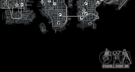 Cliffside localização Rally para GTA 4 twelth tela