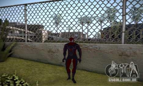 Spider man EOT Full Skins Pack para GTA San Andreas segunda tela