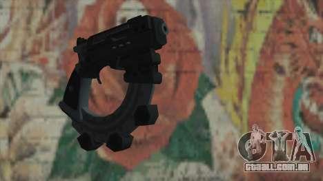 A arma do Timeshift para GTA San Andreas