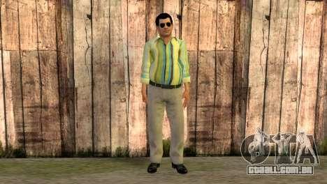 Joe Barbaro para GTA San Andreas
