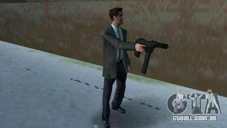 Armas de retekstur para GTA Vice City por diante tela