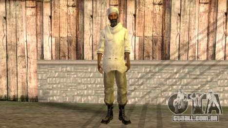 Usam Ben Laden para GTA San Andreas
