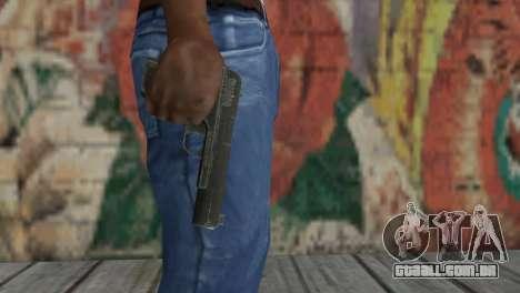 Pistola do TT para GTA San Andreas segunda tela