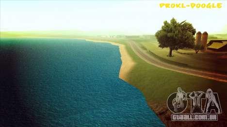 Água de HD para GTA San Andreas
