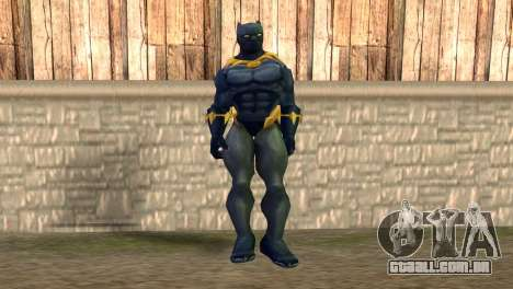 Black Panther para GTA San Andreas