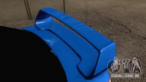 Subaru WRX STI 2004 para GTA San Andreas vista direita