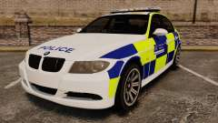 BMW 330i Metropolitan Police [ELS]