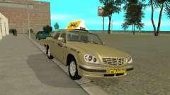 Táxi de 31105 Volga GAZ