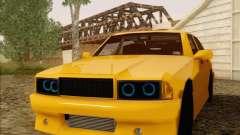 Sentinel ST para GTA San Andreas