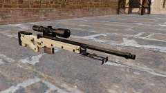 Rifle de sniper L115A1 AW
