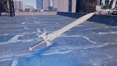 A espada sagrada