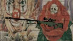 AWP from CS:GO para GTA San Andreas