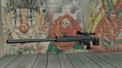 PSG-1 para GTA San Andreas