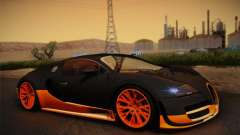 Bugatti Veyron Super Sport World Record Edition para GTA San Andreas