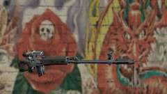 Rifle sniper de STALKER