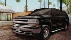 Chevrolet Exterior FBI SUV para GTA San Andreas