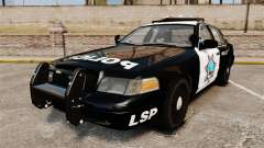 Ford Crown Victoria Liberty State Police para GTA 4