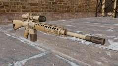 O rifle sniper M110 SASS