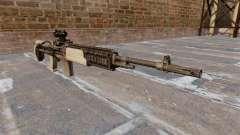 Espingarda automática EBR do Mk 14 Mod 0