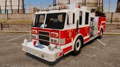 Firetruck Alderney [ELS]