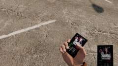 Tema para telefone de Armin Van Buuren para GTA 4