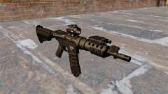 Automático M4 carbine tático para GTA 4