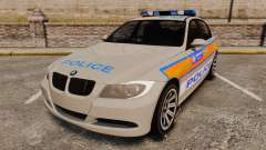 BMW 330 Metropolitan Police [ELS]