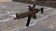 Pistola-metralhadora HK MR5A3