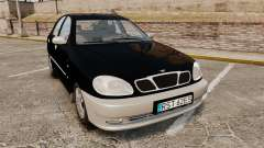 Daewoo Lanos Style 2001 Limited version