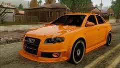 Audi RS4 limousine para GTA San Andreas