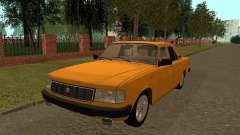 GAZ 31029 Volga limousine para GTA San Andreas