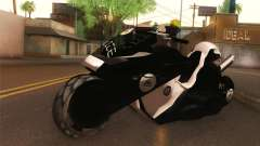 CopBike Alien City para GTA San Andreas