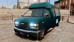 GTA V Brute Tour Bus