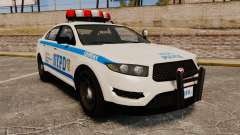 GTA V Police Vapid Interceptor NYPD