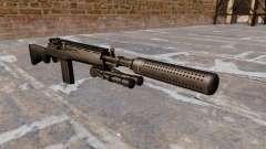 O rifle semi-automático M14