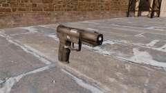 Carregamento automático pistola FN Five-seveN