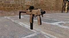 Pistola-metralhadora MP9 tática