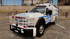 Ford F-550 2012 NYPD [ELS]