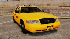 Ford Crown Victoria 1999 NYC Taxi