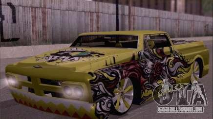 New Slamvan para GTA San Andreas