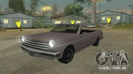 Perennial Cabriolet para GTA San Andreas