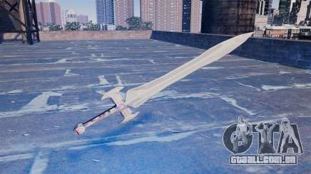 A espada sagrada para GTA 4