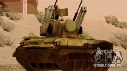 2S6 Tunguska para GTA San Andreas