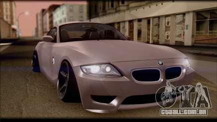 BMW Z4 Stance para GTA San Andreas