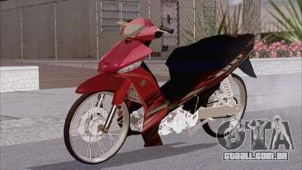 Yamaha Vega ZR para GTA San Andreas