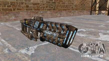 Arma de fusão para GTA 4