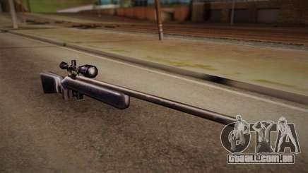 Rifle sniper de Max Payn para GTA San Andreas