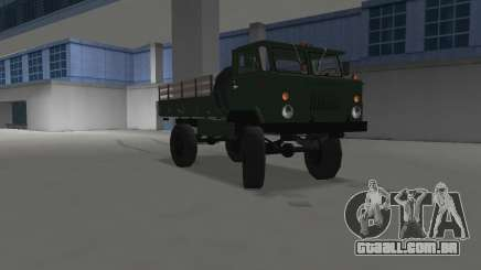 GAZ 66 para GTA Vice City